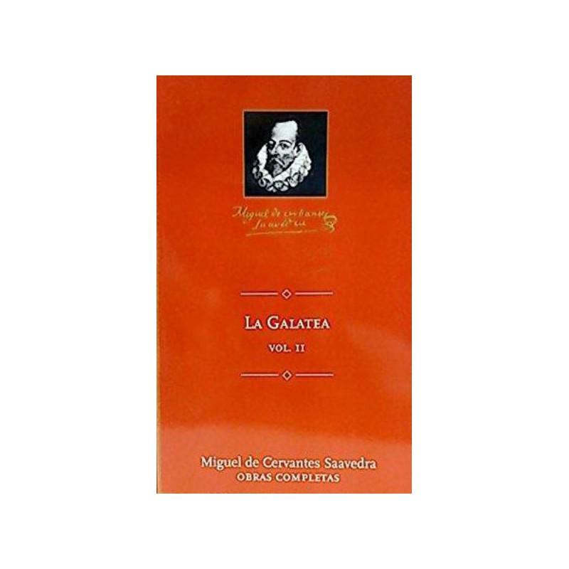 La Galatea 2 De Miguel De Cervantes Saavedra 9788495349248 www.todoalmejorprecio.es
