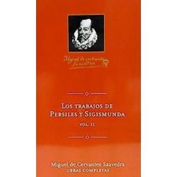 Los Trabajos De Persiles Y Segismunda II De Miguel De Cervantes Saavedra 9788495349309 www.todoalmejorprecio.es