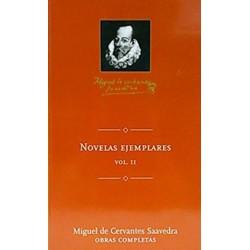 Novelas Ejemplares II De Miguel De Cervantes Saavedra 9788495349262 www.todoalmejorprecio.es