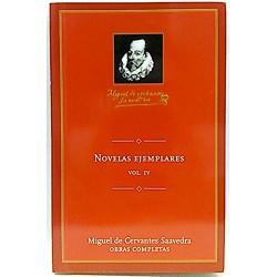 Novelas Ejemplares IV De Miguel De Cervantes Saavedra 9788495349286 www.todoalmejorprecio.es