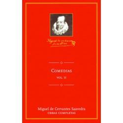 Comedias II De Miguel De Cervantes Saavedra 9788495349330 www.todoalmejorprecio.es
