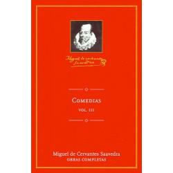 Comedias III De Miguel De Cervantes Saavedra 9788495349347 www.todoalmejorprecio.es