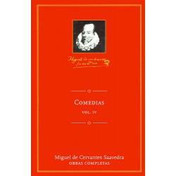 Comedias IV De Miguel De Cervantes Saavedra 9788495349354 www.todoalmejorprecio.es