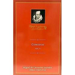 Comedias V De Miguel De Cervantes Saavedra 9788495349361 www.todoalmejorprecio.es