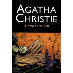 El Tren De Las 4:50 De Agatha Christie 9788427298354 www.todoalmejorprecio.es