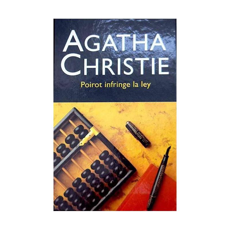 Poirot Infringe La Ley De Agatha Christie 9788427298491 www.todoalmejorprecio.es