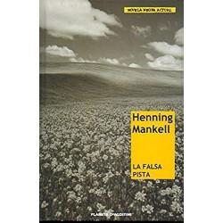 La Falsa Pista De Henning Mankell www.todoalmejorprecio.es
