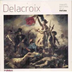 Delacroix De Josep Rius 9788498207699 www.todoalmejorprecio.es