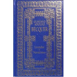 Leyendas Y Narraciones De Gustavo Adolfo Bécquer 9788440717276 www.todoalmejorprecio.es