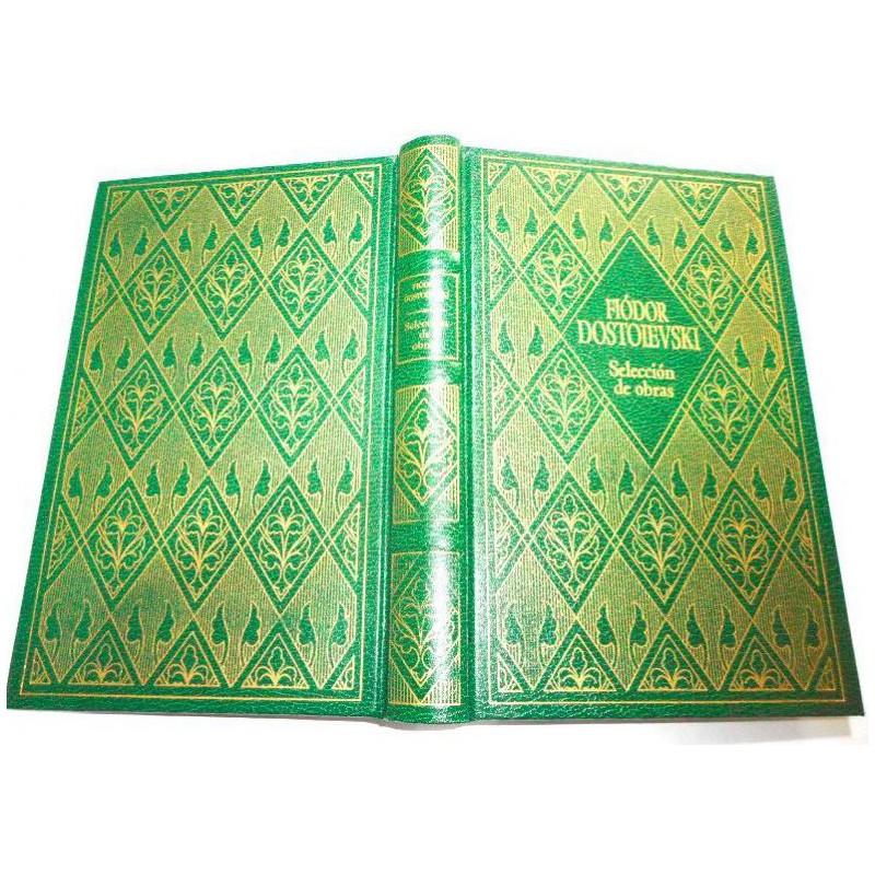 Selección De Obras El Jugador Noches Blancas De Fedor Dostoyevski 9788440718464 www.todoalmejorprecio.es