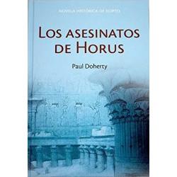 Los Asesinatos De Horus De P. C. Doherty 9788447350933 www.todoalmejorprecio.es