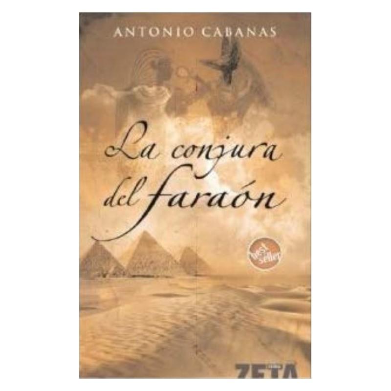 La Conjura Del Faraon (Best Seller Zeta Bolsillo) Cabanas www.todoalmejorprecio.es