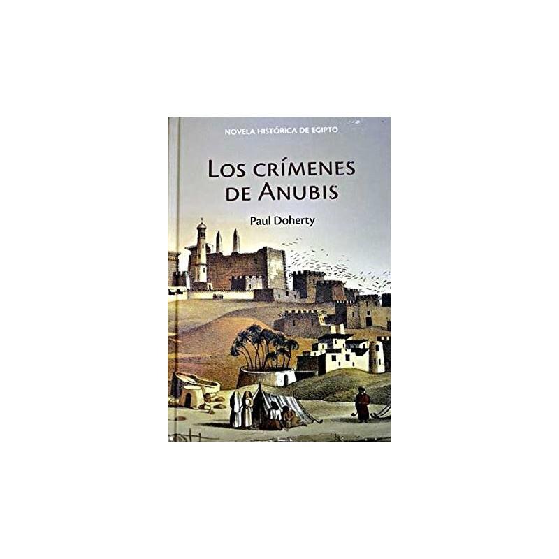 Los Crímenes De Anubis Doherty www.todoalmejorprecio.es