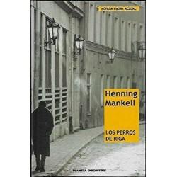 Los Perros De Riga De Henning Mankell 9788467432169 www.todoalmejorprecio.es