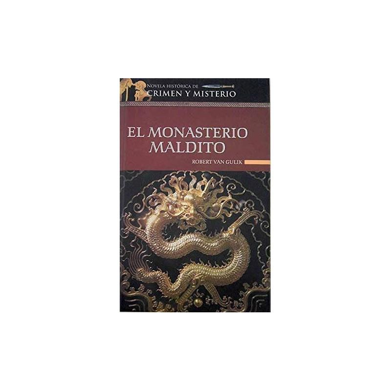 El Monasterio Maldito De Robert Van Gulik 9788448721060 www.todoalmejorprecio.es