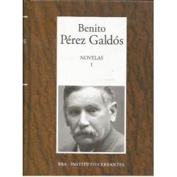 Novelas I [Tapadura] Pérez Galdós, Benito [Dec 20, 2005] - 8447346161