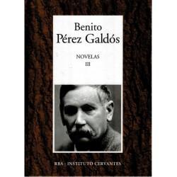 Novelas III De Benito Pérez Galdós 8447349306 www.todoalmejorprecio.es