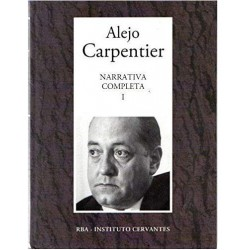 Narrativa Completa I (2006) [Tapadura] Carpentier, Alejo [Jan 01, 2005] - 8447346854