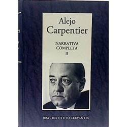 Narrativa Completa II[Tapadura] Carpentier, Alejo [Jul 04, 2006] - 8447348288