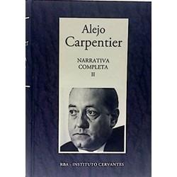 Narrativa Completa II[Tapadura] Carpentier, Alejo [Jul 04, 2006] - 8447348288