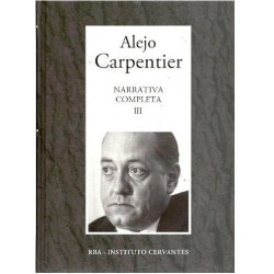 Narrativa Completa III Carpentier [Tapadura] - 8447349330