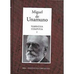 Narrativa Completa I [Tapadura] Unamuno, Miguel De [Dec 06, 2005] - 8447346145