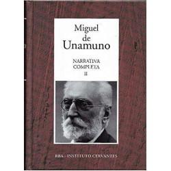 Narrativa Completa II [Tapadura] Unamuno, Miguel De [Nov 07, 2006] - 8447349314