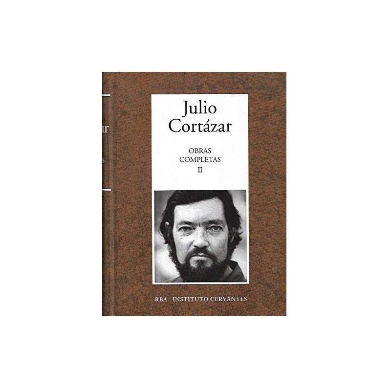Obras Completas II [Tapadura] Cortázar, Julio [Feb 28, 2006] - 8447346889