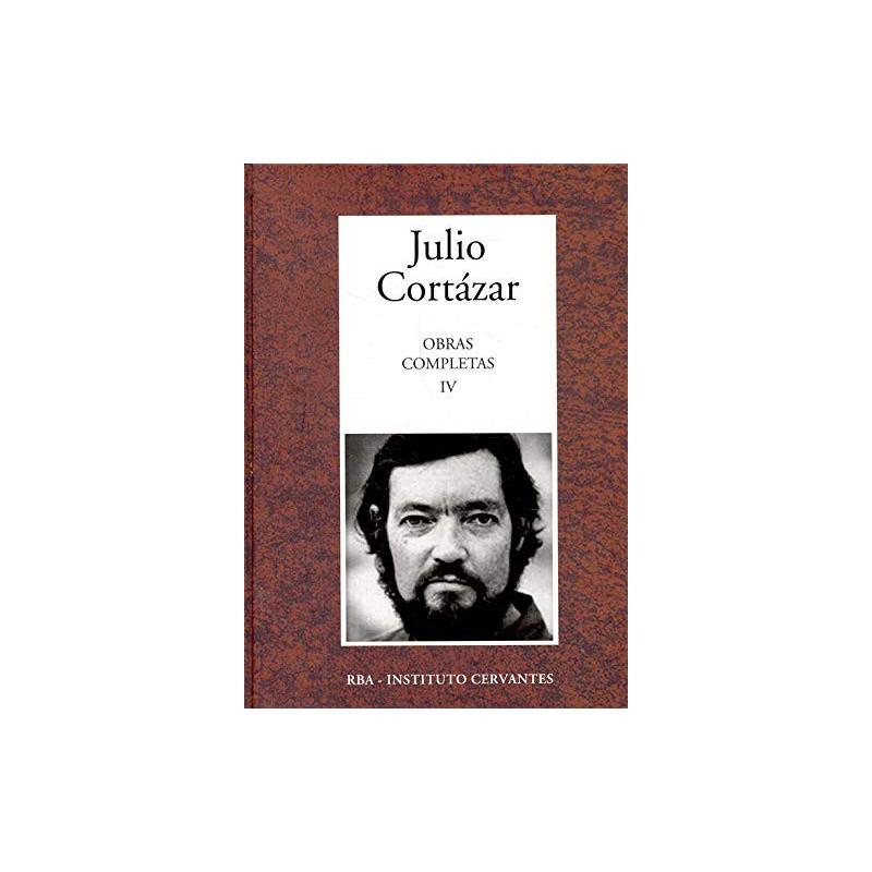 Obras Completas IV [Tapadura] Cortázar, Julio [Sep 26, 2006] - 8447349284