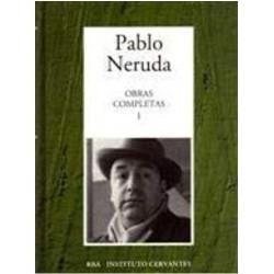 Obras Completas I [Tapadura] Neruda, Pablo [Sep 15, 2005] - 8447341585
