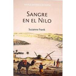 Sangre En El Nilo [Tapadura] Frank, J. Suzanne [Feb 06, 2007] - 9788447350964