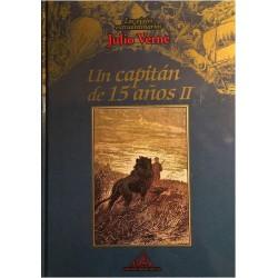 Los Viajes Extraordinarios De Julio Verne: Un Capitán De Quince Años II: Vol.(16) - 8495060205
