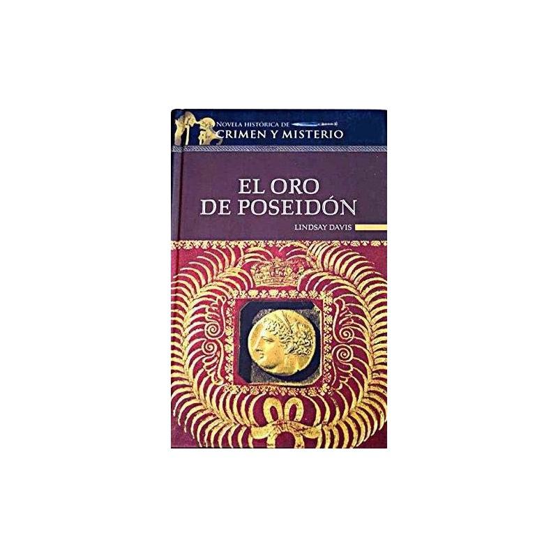 El Oro De Poseidón Davis, Lindsey - 9788448721619