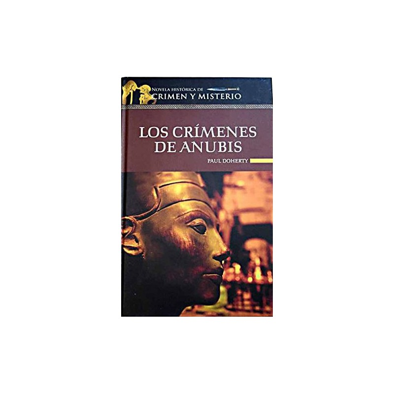 Los Crímenes De Anubis Doherty, P. C. - 9788448722654