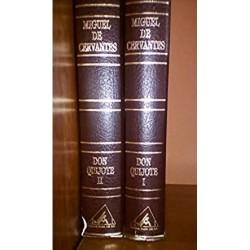 El Ingenioso Hidalgo Don Quijote De La Mancha (2 Vols.)