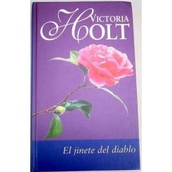El Jinete Del Diablo [Tapadura] Holt, Victoria - 8447320650