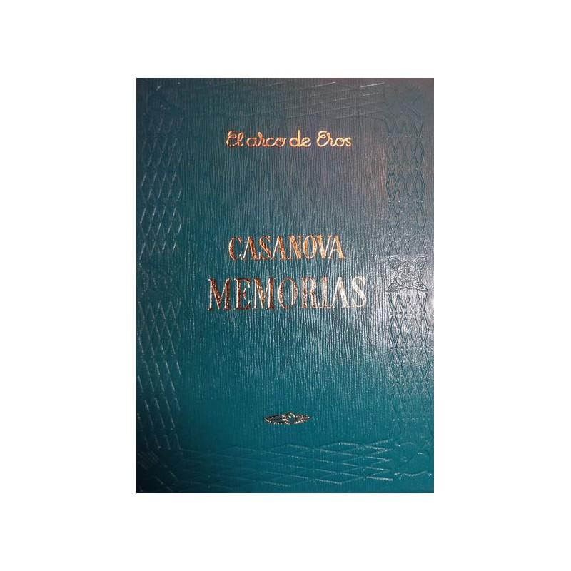 Memorias De Jacobo Casanova. Ilustraciones De Serny II Volúmenes