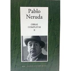 Obras Completas II [Tapadura] Neruda, Pablo - 844734682X
