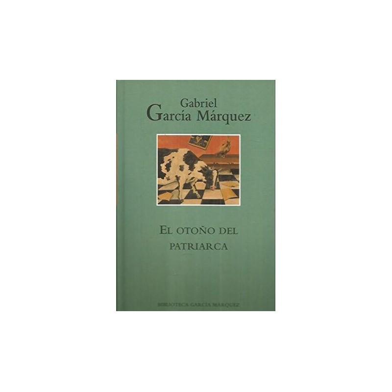 El Otoño Del Patriarca [Tapadura] García Márquez, Gabriel - 844733385X