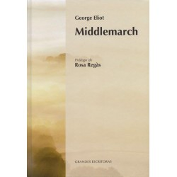Middlemarch [Tapadura] Eliot, George - 8447360199