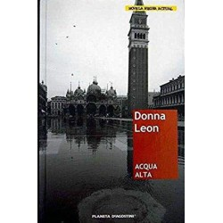 Acqua Alta [Tapadura] Leon, Donna - 846743256X