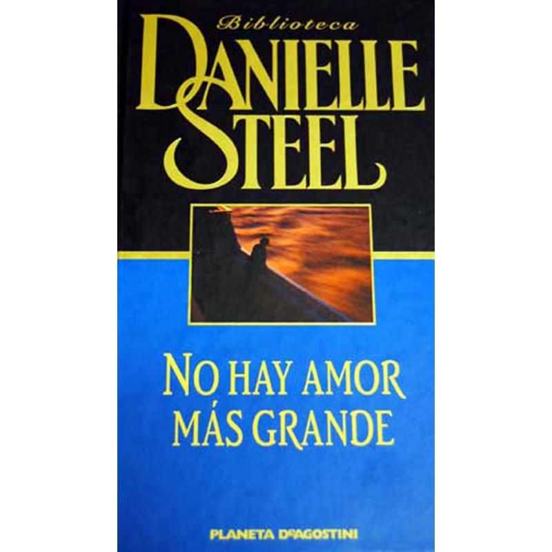 No Hay Un Amor Más Grande [Tapadura] Steel www.todoalmejorprecio.es