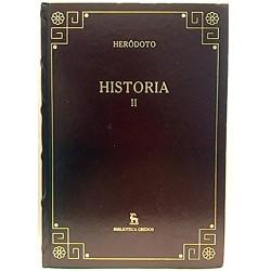 Historia II. Heródoto [Dec 05