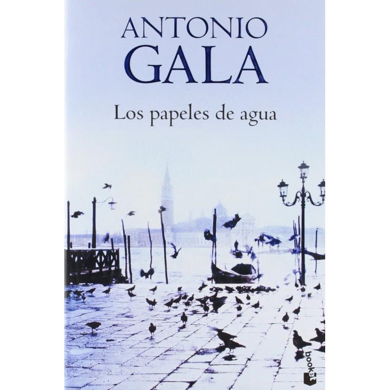Los Papeles De Agua [Tapadura] Gala