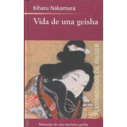 Vida De Una Geisha [Tapadura] Nakamura