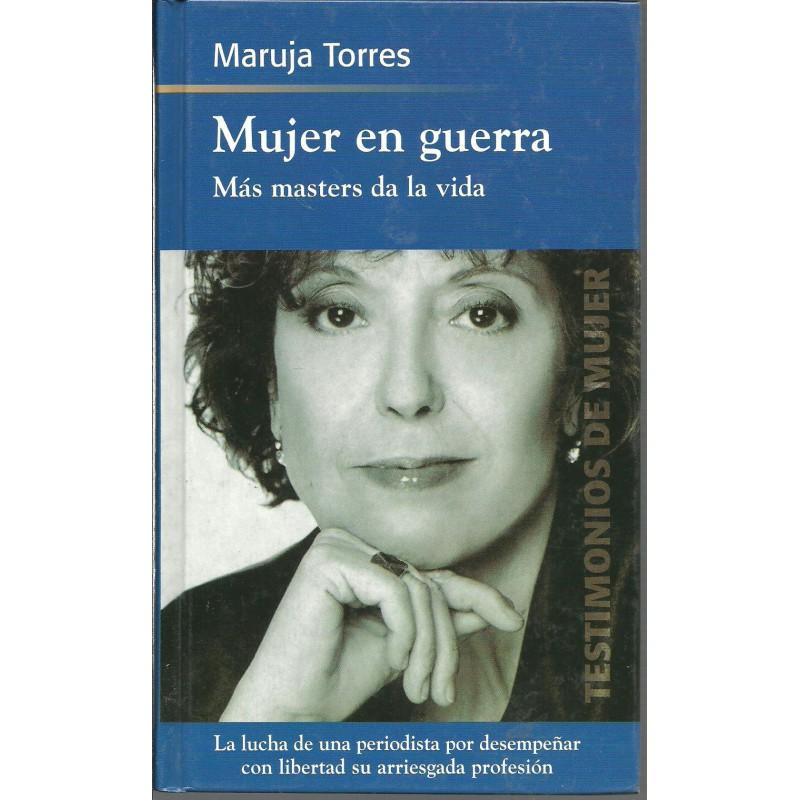 Mujer En Guerra [Tapablanda] Maruja Torres-9788447320790