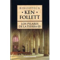 Los Pilares De La Tierra II [Tapadura] Ken Follett-9788467436549