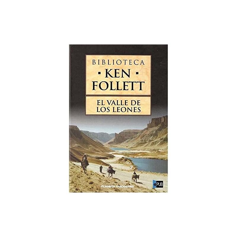 El Valle De Los Leones [Tapadura] Ken Follet-9788467440539