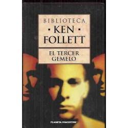 El Tercer Gemelo [Tapadura] Ken Follet-9788467436570