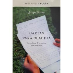 Cartas Para Claudia De Jorge Bucay-9788498674544